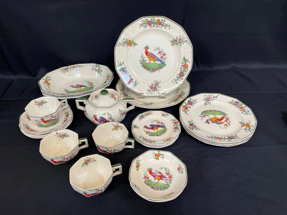 "Royal Doulton ""Lytton"" China Pieces"