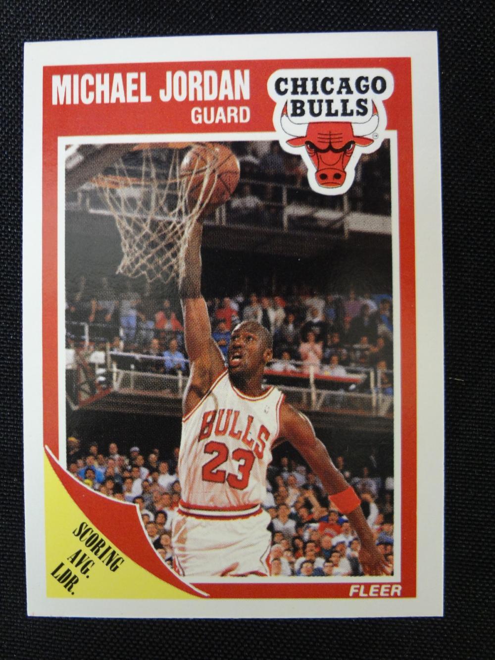 1989 Fleer Basketball Complete Set Ungraded NM-M