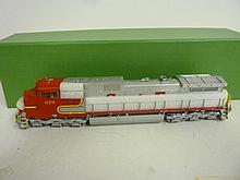 LOCOMOTIVE: OVERLAND MODELS, AT&SF; C44-9W LOCOMOTIVE: OVERLAND MODELS, AT&SF; C44-9W #679, NEW IN BOX