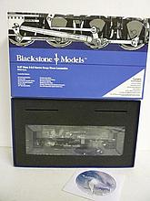 LOCOMOTIVE: K-27 CLASS 2-8-2 NARROW GAUGE STEAM LOCOMOTIVE HON3 SCALE. TSUNAMI SOUND EQUIPPED. BLACKSTONE MODLES. BRAND NEW IN BOX!!
