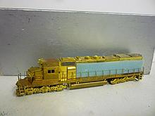 LOCOMOTIVE: PRECISION SCALE CO UNION PACIFIC LOCOMOTIVE: PRECISION SCALE CO UNION PACIFIC. SD-40-2 MED NOSE. IN BOX.