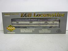 LOCOMOTIVE: E6B LIMITED EDITION PROTO 2000 SERIES LOCOMOTIVE: E6B LIMITED EDITION PROTO 2000 SERIES NEW IN BOX