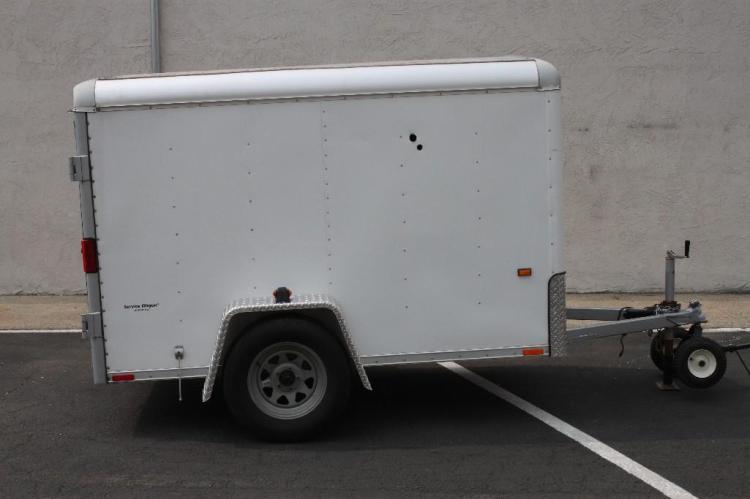 2003 Wells Cargo Box Trailer