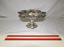 REED AND BARTON STERLING COMPOTE