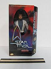 STAR TREK WILLIAM RIKER IN INSURRECTION NEW IN ORIGINAL PACKAGING, 1998, COMMANDER WILLIAM RIKER AS SEEN IN STAR TREK INSURRECTION