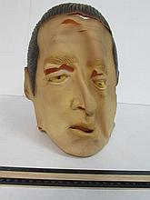 STAR TREK THE NEXT GENERATION MASK HAS RIPS, 191 PARAMOUNT PICTURES