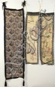 Three Chinese Silk Panels