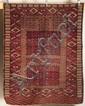 Bokhara Prayer Oriental Rug