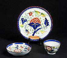 Gaudy Dutch China Lot
