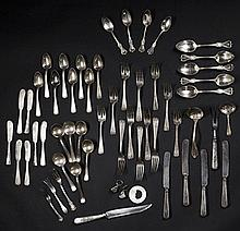 Miscellaneous Sterling Silver Flatware Sets