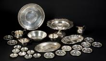 Large Lot of Miscellaneous Sterling Silver