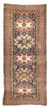 Antique Cabistan Oriental Rug Runner