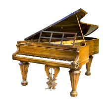 Chickering Rosewood Case Grand Piano