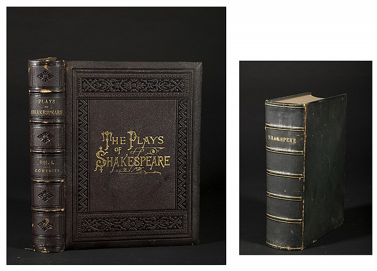 Shakespeare Anthologies