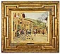 Raffaello Sorbi oil on canvas, Raffaello Sorbi, Click for value