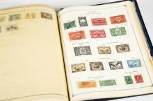 International Postage Stamp Album 1950, Part 1
