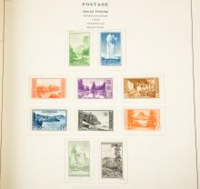 Lot of Stamp Albums