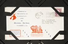 105 Cacheted Washington Bicentennial Covers