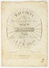 Rossini Sheet Music