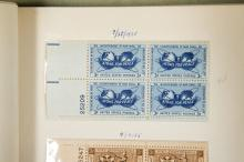 1966 Scott Int'l Postal stamp Album