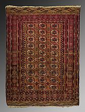 Bokhara Scatter Oriental Rug
