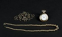 Yellow Gold Filled Jewelry