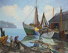 Bissell Phelps Smith Painting of