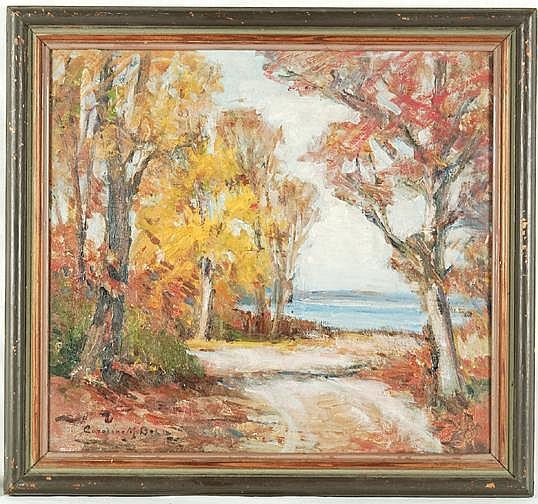 Caroline M. Bell O/B Landscape