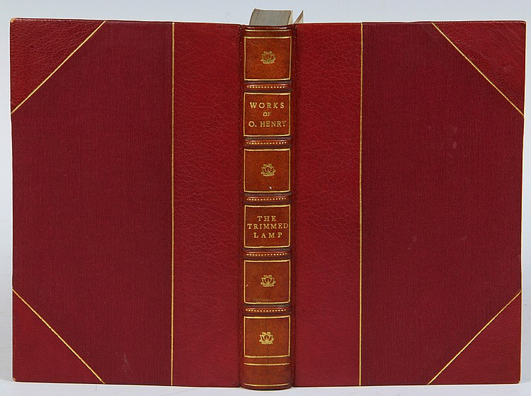 Works of O. Hentry, 12 volumes, 1912