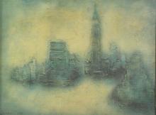Josef FARHI (1933-1997), Landscape