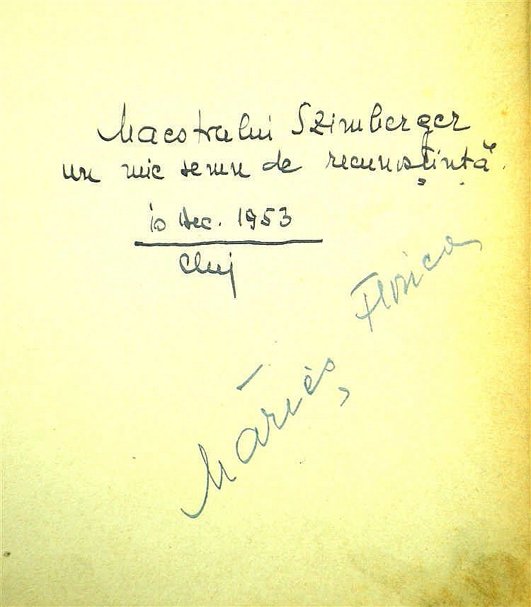 Music notebook of the opera La Juive by French-Jewish
