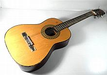 Old classic guitar by Delta