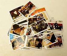 Trade cards Stickers of Rabbi Ovadia Josef for collectors.