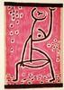 Paul Klee (1879 – 1940), Fräulein vom Sport, a chromatic lithograph., Paul Klee, $50