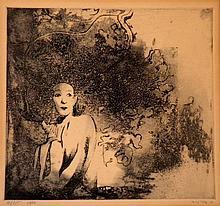 Esther Peretz Arad (1921 – 2005), a woman figure.