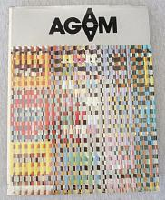 Homage to Yaacov Agam, 2 orig. litho. Exhibition catalog 1980,
