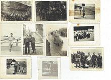 Jewish Partisans in France, 10 orig. photos, 1940s