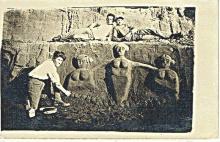 Antique photo, Tel-Avov Beach, Pesach, 1924