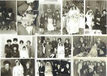 11 wedding photos with rabbis