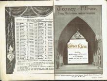 Art nouveau Trauer Album, 1927, Wien.