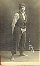 Luba Kadison, Jewish actress, Autograph on her photo 1924