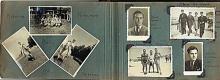 Photo album of Jewish military youth, 1944-47, Lebanon, Palestine, France, Holland