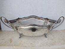 WMF Antique Silverplated Centerpiece, Signed