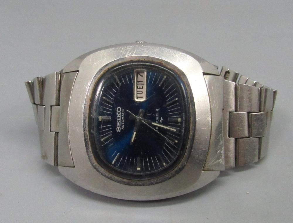 VINTAGE AUTOMATIC WRIST WATCH MADE BY SEIKO