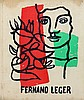Fernand Leger, Texte de Pierre Descargues. 1955 Editions Cercle d'Art, Paris. Stains to cover., Fernand Leger, $10