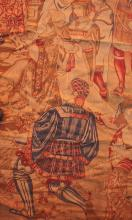 Tapestry Collection Normandy Medieval William Baumgarten & Company Herter Bros.