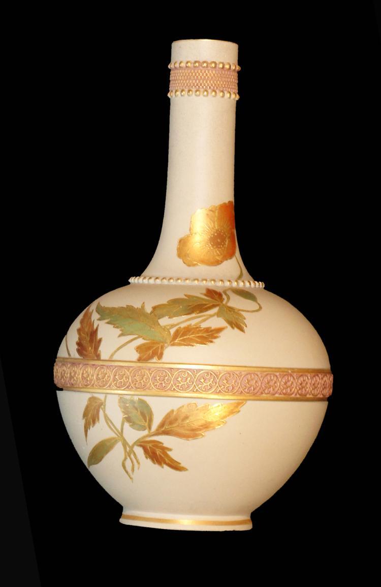 D.F. Haynes Chesapeake Aesthetic Movement Pottery
