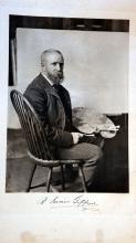 American Artist R. Swain Gifford  Photogravure