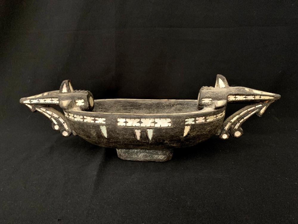 An Offering Bowl, Santa Anna, Solomon Islands