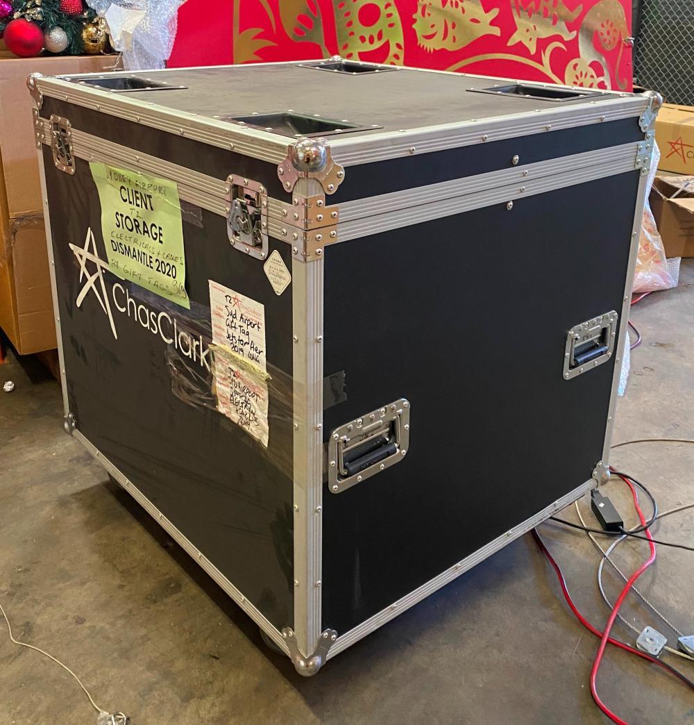 A Large Mobile Transport Case
